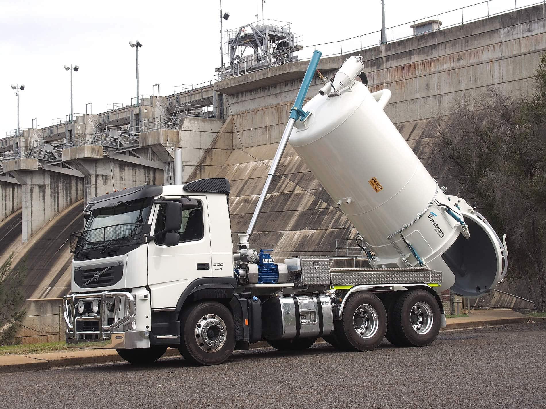 Industrial Vacuum Trucks