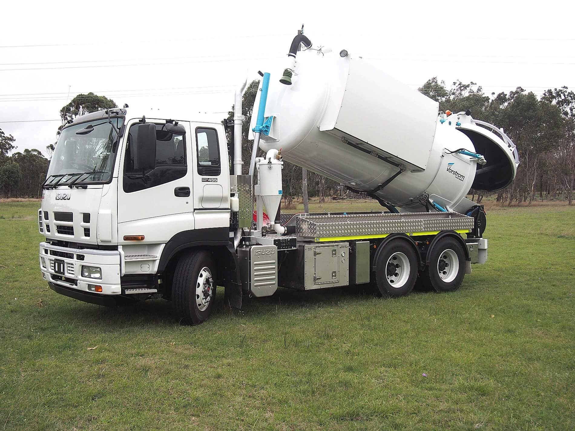 Industry Vacuum Truck4