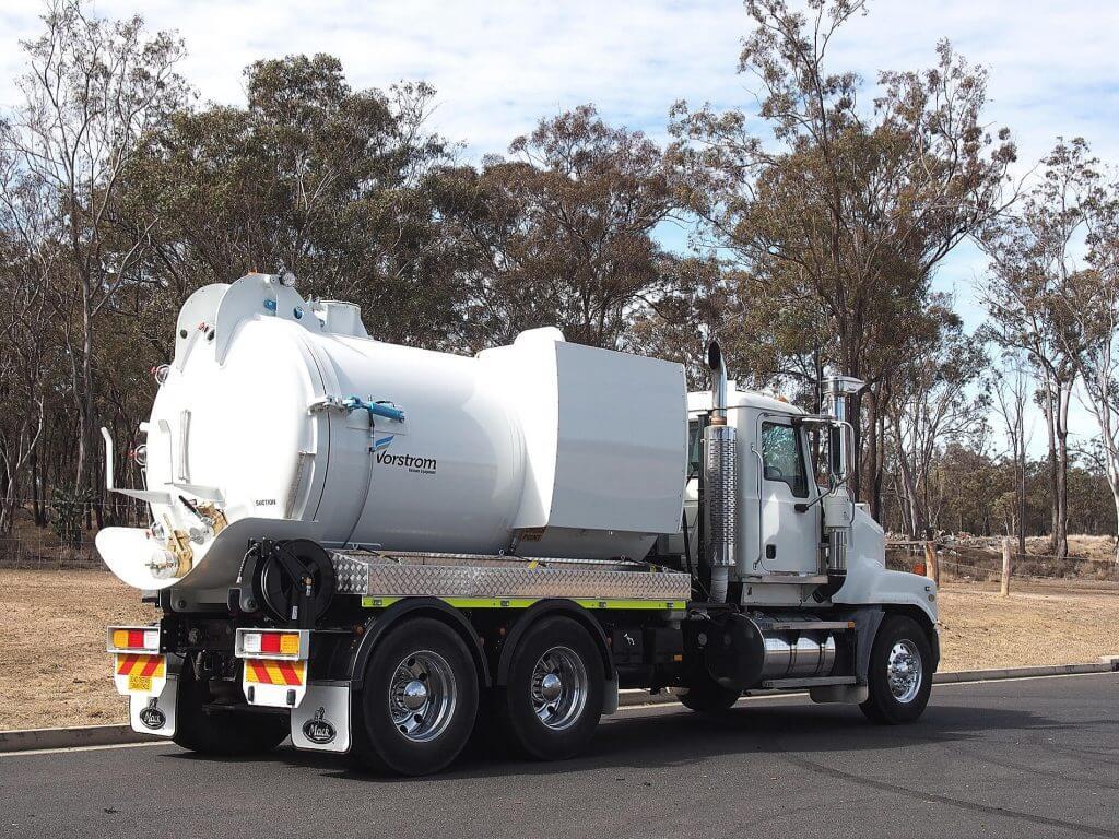 Industrial Vacuum Truck