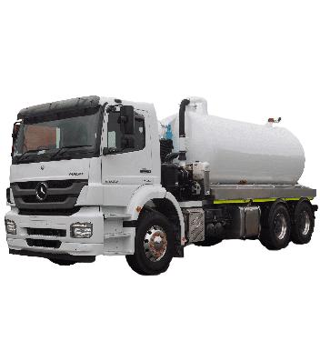 Vorstrom Liquid Truck