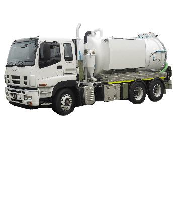 vorstrom truck