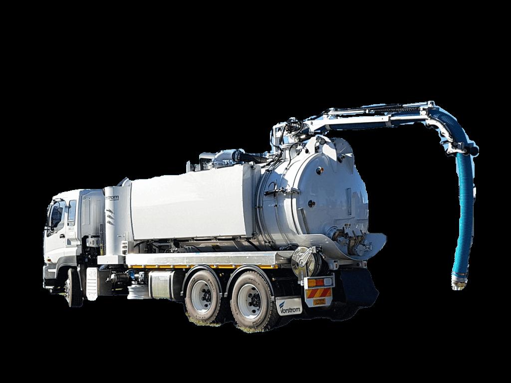 hydro excavation truck9